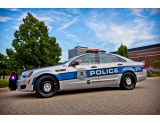 Xe cảnh sát thông minh của Motorola Solutions