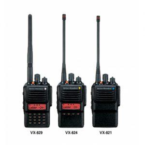 VX-820/870 Series