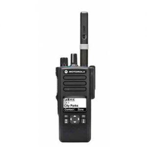 Motorola XiR P8620i/P8628i UHF/VHF 4W/5W