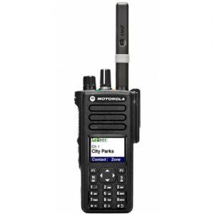Motorola XiR P8660i/P8668i UHF/VHF 4W/5W